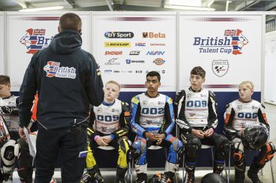 2019 British Talent Cup calendar and entry list released