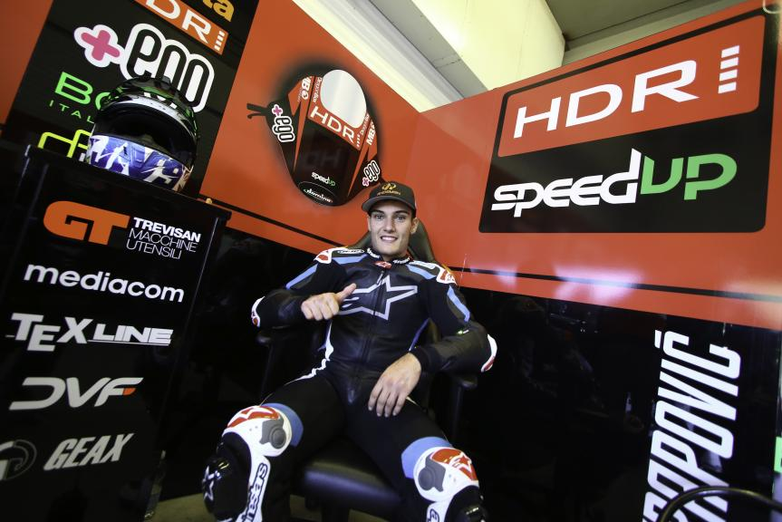 Jorge Navarro, Jerez MotoE™-Moto2™ Test