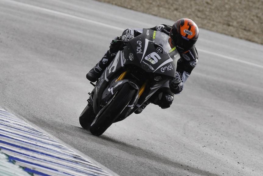 Di Meglio, Jerez MotoE™-Moto2™ Test