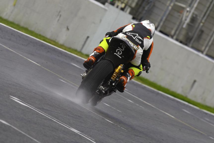 Sete Gibernau, Jerez MotoE™-Moto2™ Test
