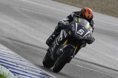 Test MotoE™ : Di Meglio mène l'ultime journée à Jerez
