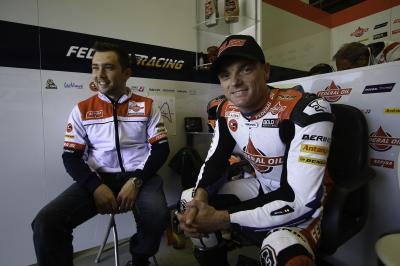 Hear from the Moto2™ riders after the 3 day Jerez Test