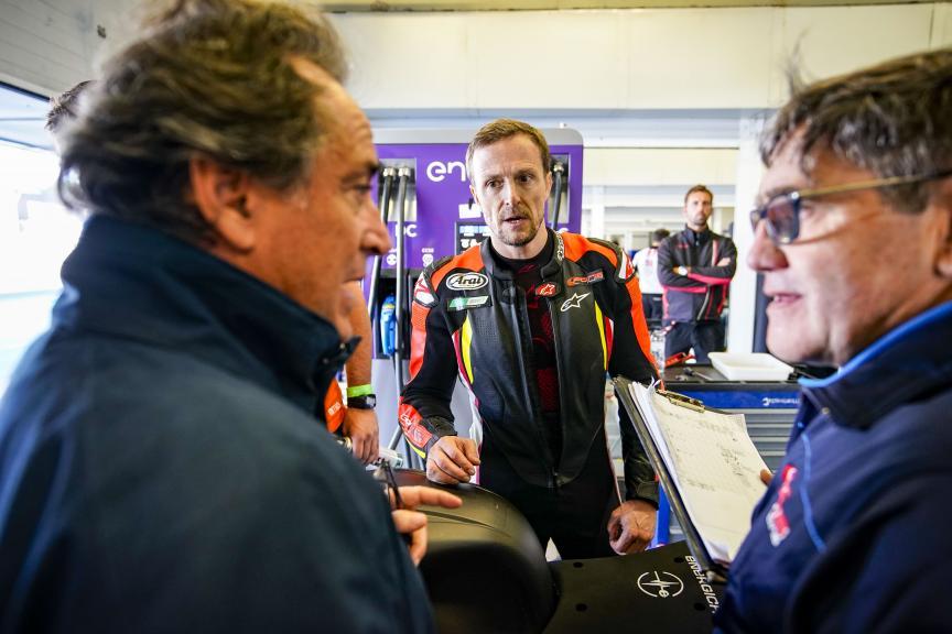 Sete Gibernau, Pons Racing, Jerez MotoE™-Moto2™ Test