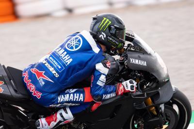Folger: Expectativas de hacer wild cards para Yamaha en 2019