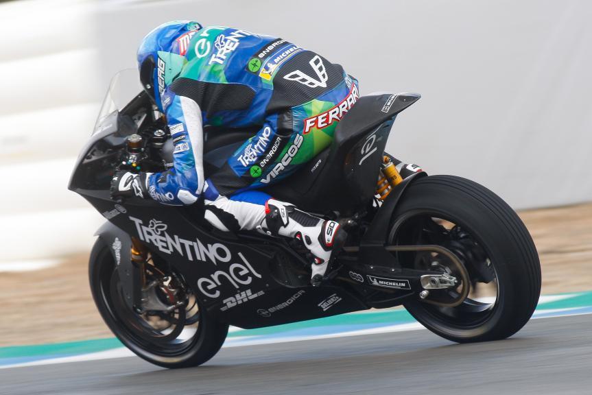 Matteo Ferrari, Trentino Gresini MotoE, Jerez MotoE™-Moto2™ Test