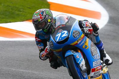 Moto2™ - Moto3™ en essais privés à Valence