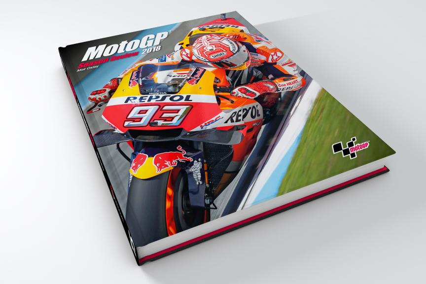 MotoGP book Dorna