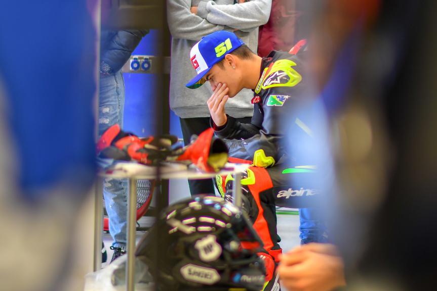 Eric Granado, Avintia Esponsorama Racing, Jerez MotoE™-Moto2™ Test