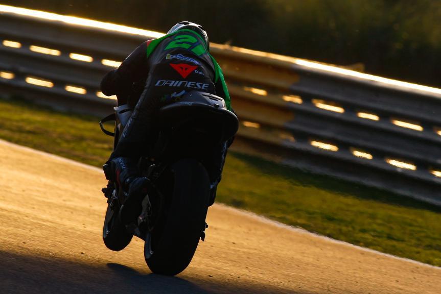 Franco Morbidelli, Petronas Yamaha SRT, Jerez MotoGP™ Test