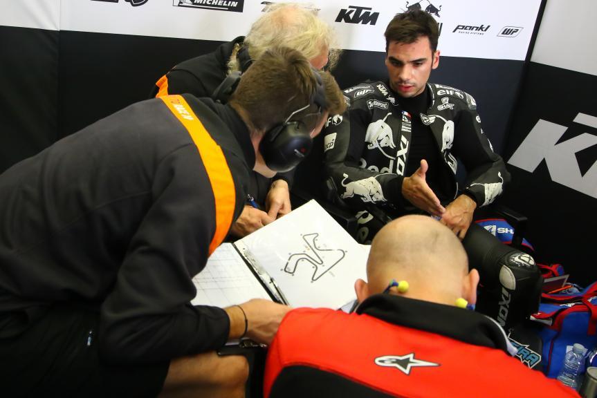 Miguel Oliveira, Red Bull KTM Tech 3, Jerez MotoGP™ Test