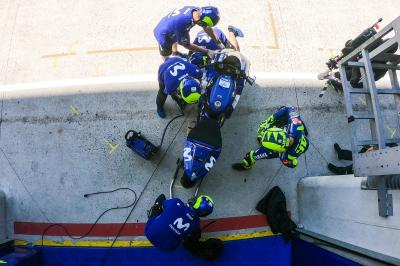 Rossi still looking for solutions in Jerez