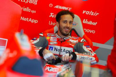 Dovizioso: 'We're going home with a clear idea'
