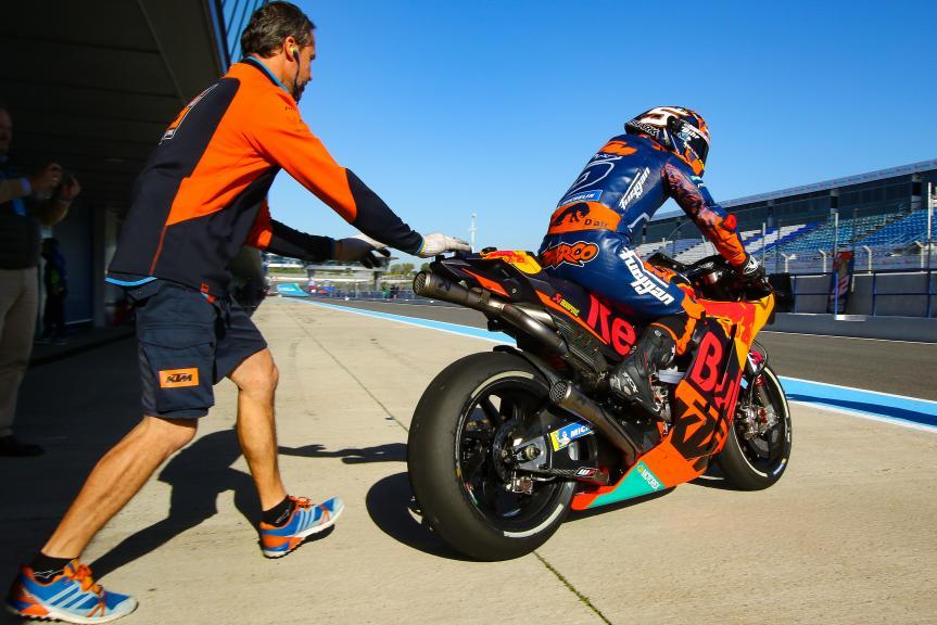 Johann Zarco, Red Bull KTM Factory Racing, Jerez MotoGP™ Test