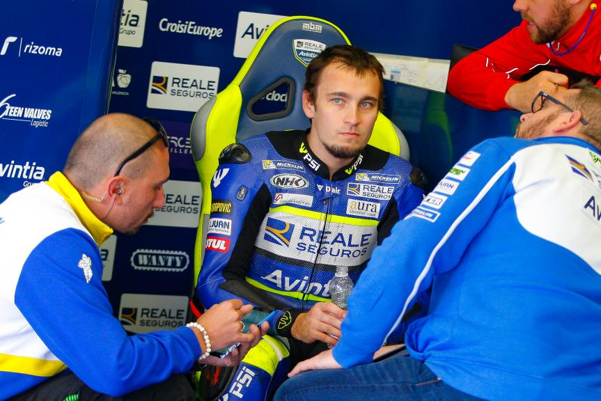 Karel Abraham, Reale Avintia Racing, Jerez MotoGP™ Test