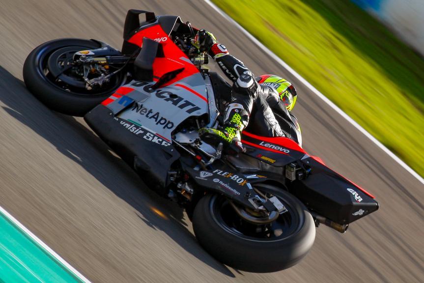 Alvaro Bautista, Ducati Team, Jerez MotoGP™ Test