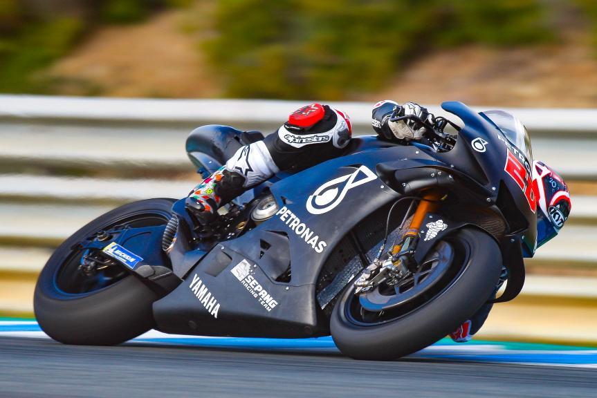 Fabio Quartararo, Petronas Yamaha SRT, Jerez MotoGP™ Test