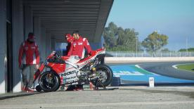 On the mobile app and on motogp.com we'll bring you Live Timing, interviews, track action and a LIVE analysis of all the testing at Jerez