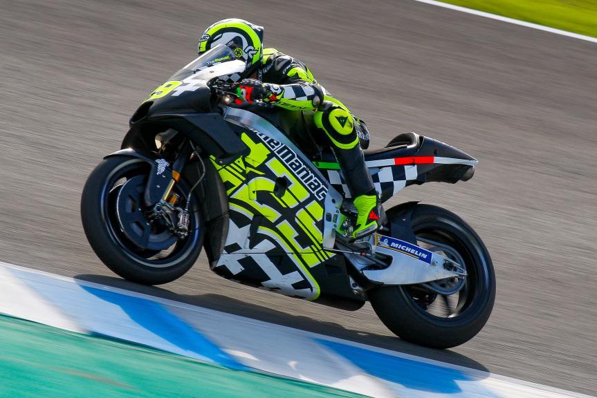 Andrea Iannone, Aprilia Racing Team Gresini, Jerez MotoGP™ Test