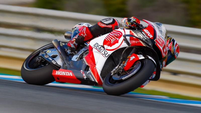 Nakagami Leads Honda Armada As Testing Concludes In Jerez Motogp