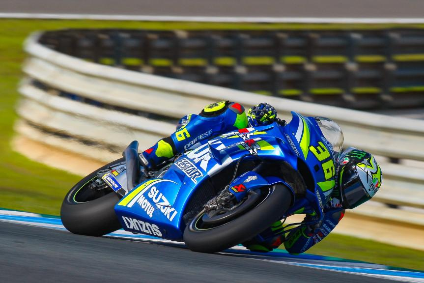 Joan Mir, Team Suzuki Ecstar, Jerez MotoGP™ Test