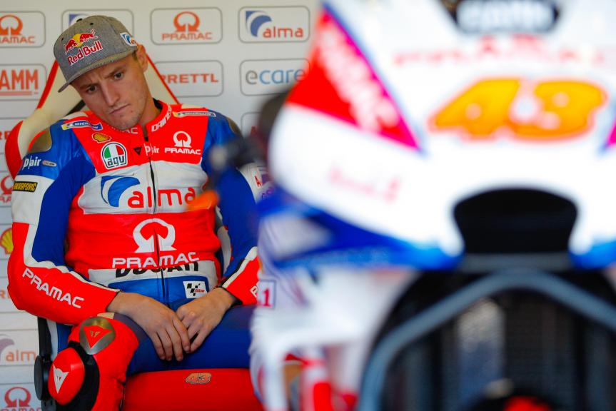 Jack Miller, Alma Pramac Racing, Jerez MotoGP™ Test