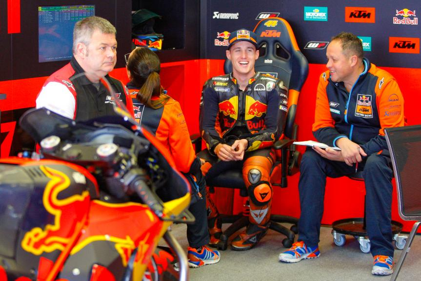 Pol Espargaro, Red Bull KTM Factory Racing, Jerez MotoGP™ Test