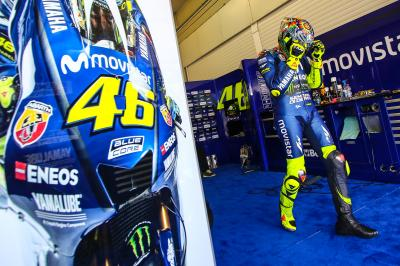 Jerez Test: coverage for the last action of the season