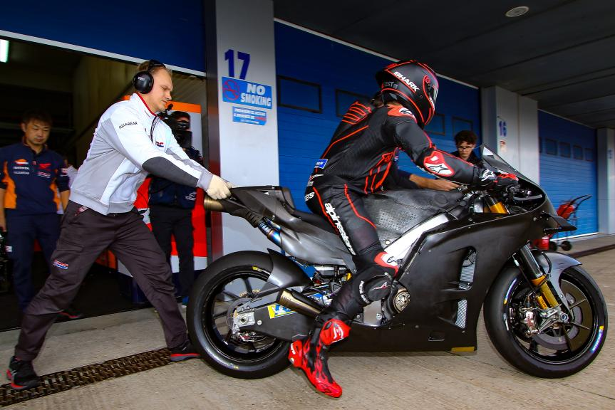 Jorge Lorenzo, Repsol Honda Team, Jerez MotoGP™ Test