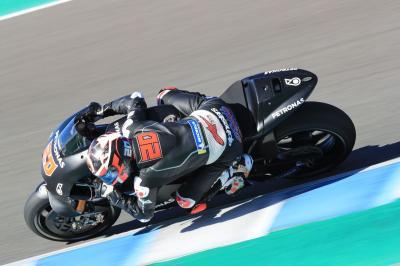 Test MotoGP™ de Jerez: Mission remplie pour Quartararo !
