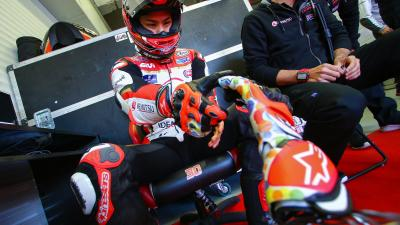 Takaaki Nakagami sets the pace for 2019