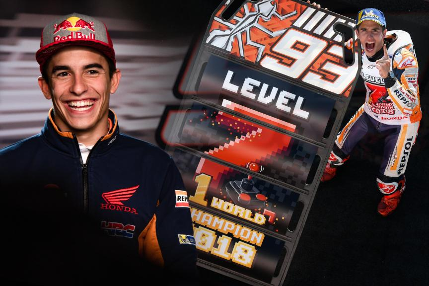 Marquez, World Champion