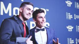 Trastevere73, Eleghost555 e AndrewZH presenti al Gala FIM MotoGP Awards