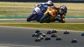 Some of the best overtaking moves from the Moto2™ & Moto3™ during the 2018 season