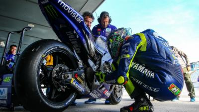 Take a look back at all the action from the Jerez Test