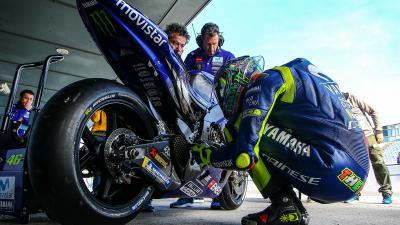 Las mejores imágenes del Test de Jerez