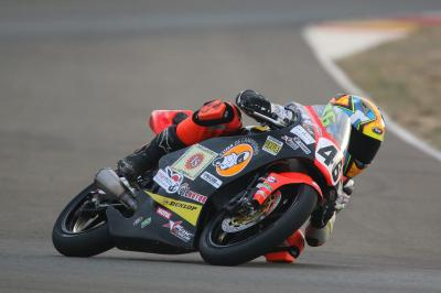 Salvador chosen to race in the Red Bull MotoGP Rookies Cup
