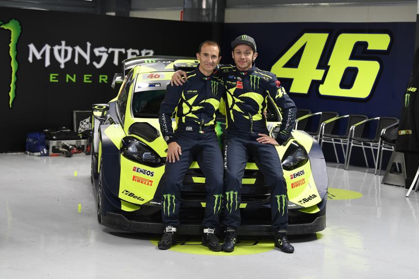 Monster Monza Rally