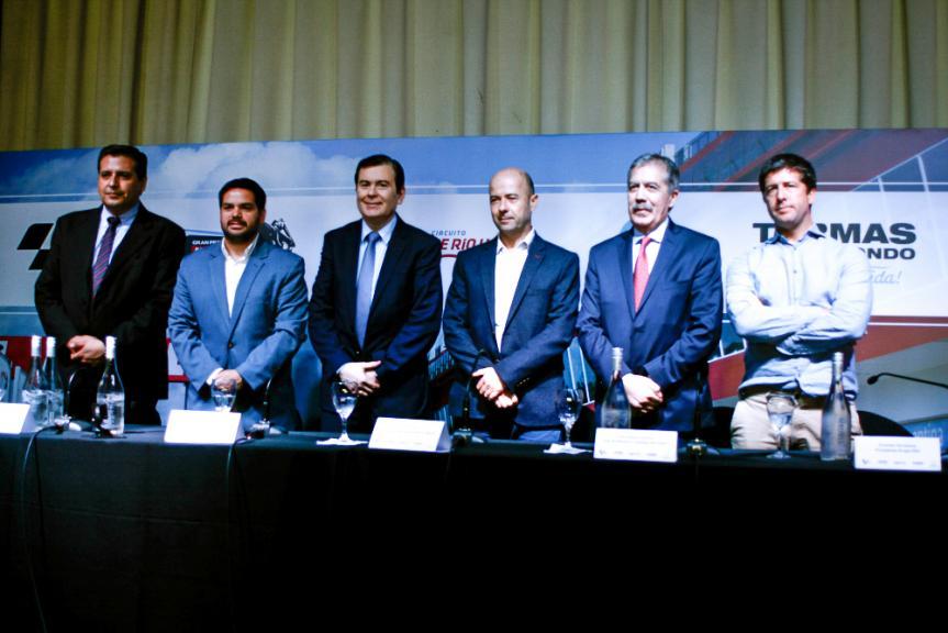 Press-Conference, Termas de Rio Hondo