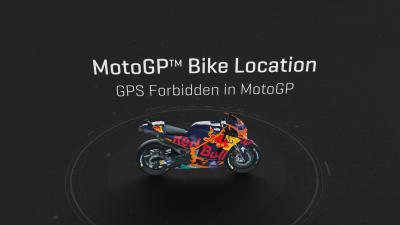 Can a MotoGP™ bike 'know' where it is?