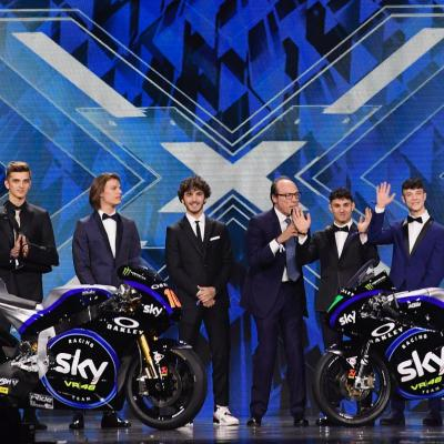 Sky Racing Team VR46, un 2019 di novità