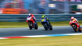 Watch this exclusive compilation of the best overtakes in the 2018 MotoGP™ season