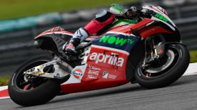 The new Aprilia CEO talks exclusively with motogp.com about his new role at the Italian factory and the 2019 season that's about to start