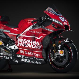Ducati präsentiert sich für die Saison 2019