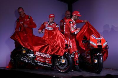 Présentation Ducati 2019 : Les meilleurs moments