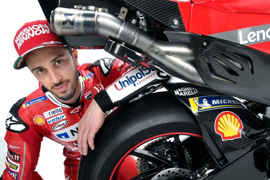 Ducati Team 2019 Launch