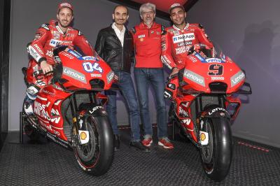 Mission Winnow Ducati: a united team for 2019