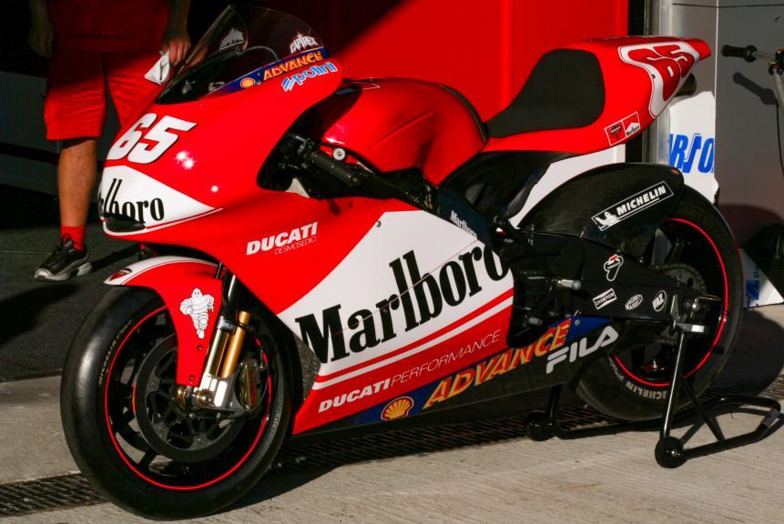 Ducati Team, 2003