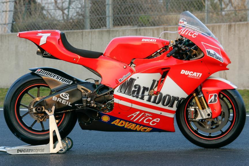 Ducati Team, 2005