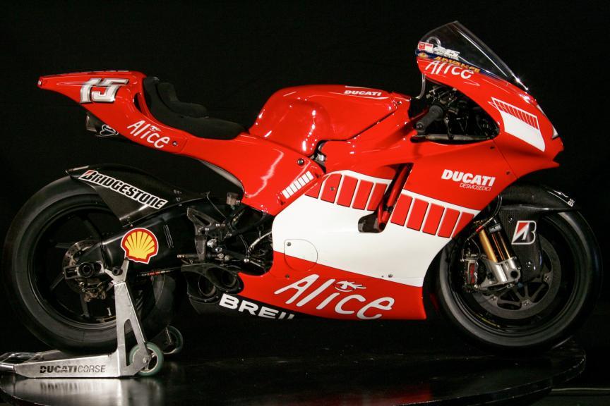 Ducati Team, 2006