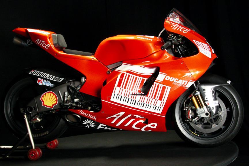 Ducati Team, 2009